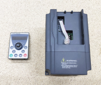 YINGSHIDA AE200 - частотный преобразователь 2.2кВт 220В - Фото: 6