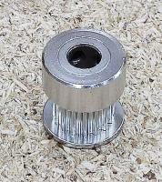 Шкив для зубчатого ремня GT2 6мм Z16 D5 - Фото: 4