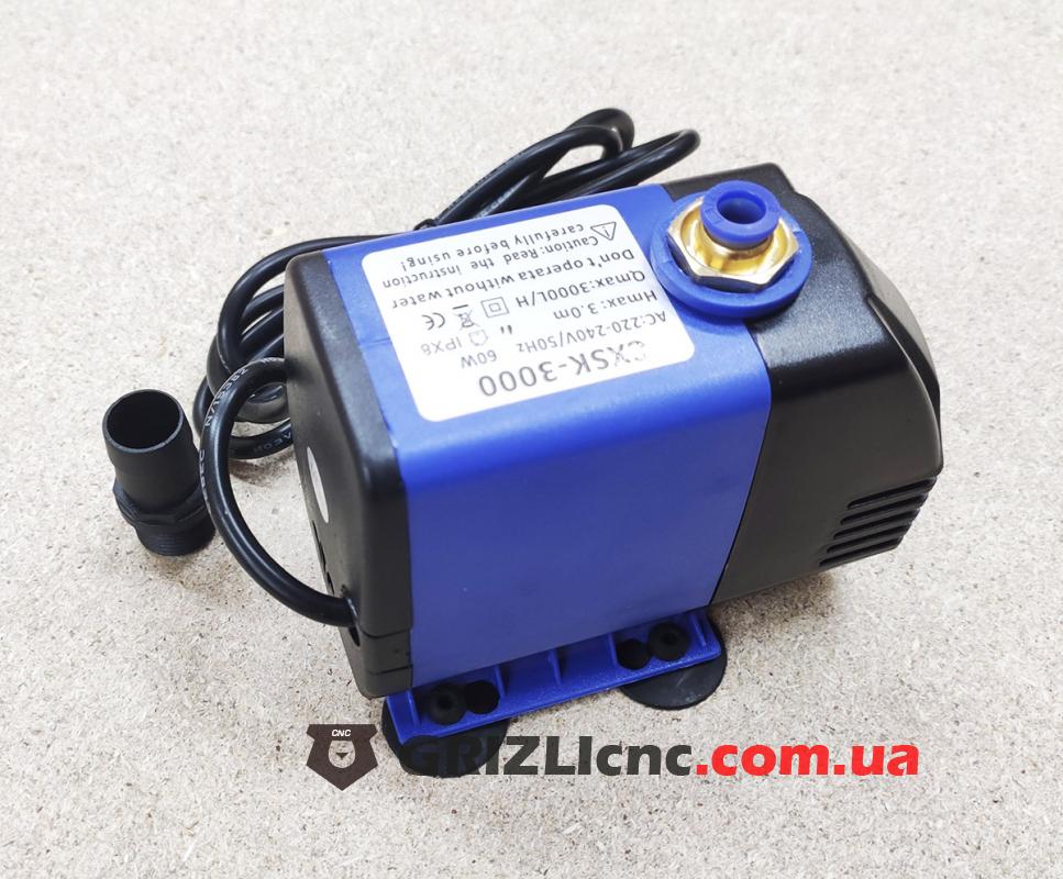 Погружная помпа 60Вт для охлаждения лазерной трубки CO2 | Фото: 1