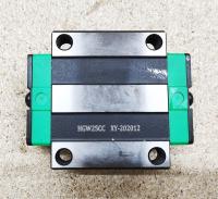 Линейный подшипник HGW25CC (аналог HIWIN) - каретка c фланцем - Фото: 7
