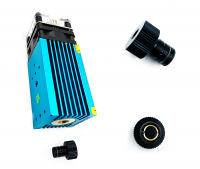 Светодиодный лазерный модуль 5,5 Ват (15Вт в импульсном режиме) - Фото: 3