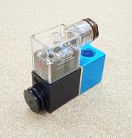 Пневматический электроклапан 2V025-08 24/220В - Фото: 9