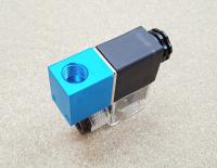 Пневматический электроклапан 2V025-08 24/220В - Фото: 8