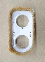 Насадка на шпиндель, стружкоотсос для ЧПУ D80мм - труба D100мм - Фото: 5