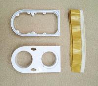 Насадка на шпиндель, стружкоотсос для ЧПУ D80мм - труба D100мм - Фото: 7
