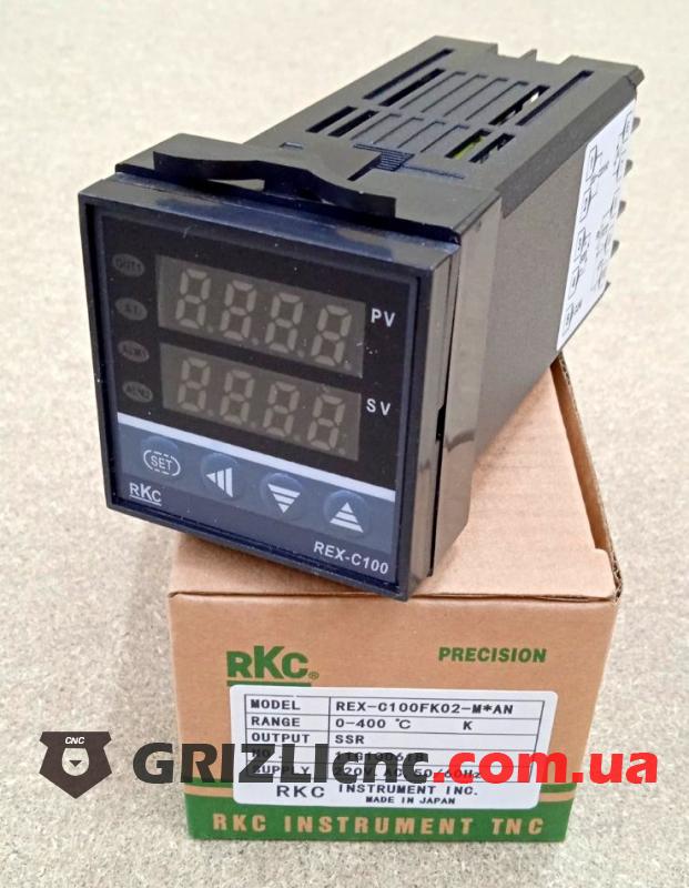 ПИД Терморегулятор REX-C100   Фото: 1