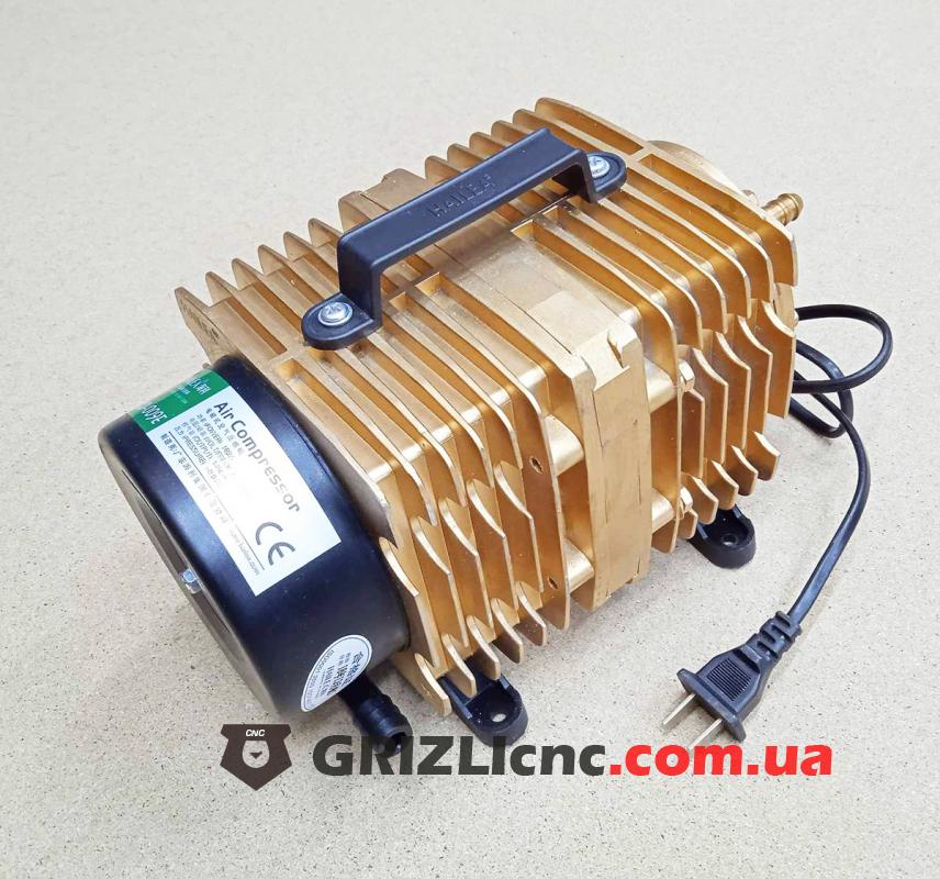 Поршневой компрессор 160Вт ACO-009E для лазерного станка, аэратор для пруда | Фото: 1