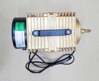 Поршневой компрессор 160Вт ACO-009E для лазерного станка, аэратор для пруда - Фото: 2