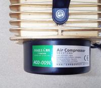 Поршневой компрессор 160Вт ACO-009E для лазерного станка, аэратор для пруда - Фото: 4
